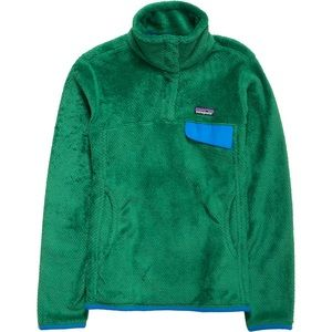 patagonia re tool snap fleece pullover